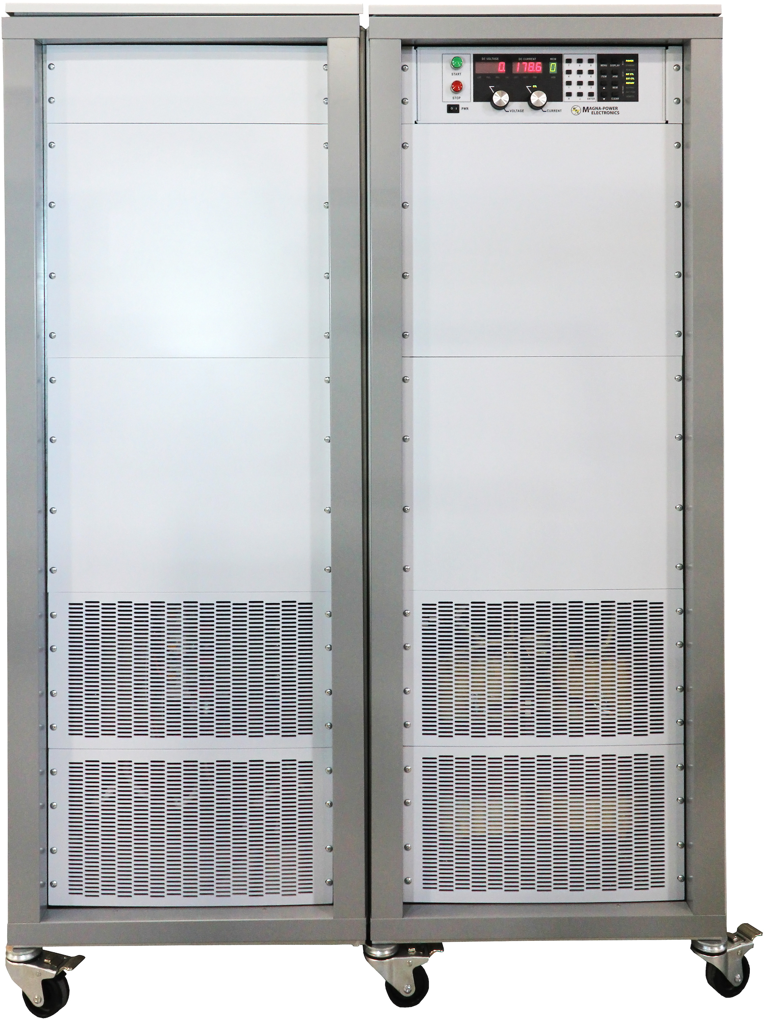 Magna Power Mt Vi Series Dc Programmable Supply Incelesatn Al Solutions Isolated With Virtual Remote Sense